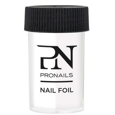Nail Foil White 1.5 m