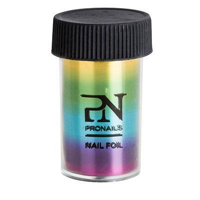 Nail Foil Rainbow 1.5 m