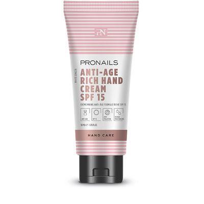 Anti-Age Hand Cream Rich SPF 15 50 ml(28859)